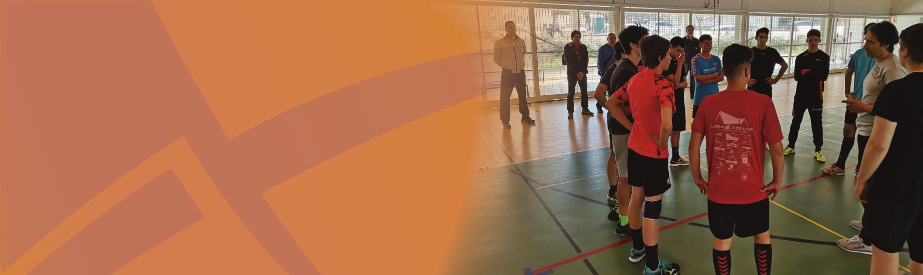 6ª Ação de Formação do Centro Regional de Formação e Treino da Associação de Andebol de Viseu