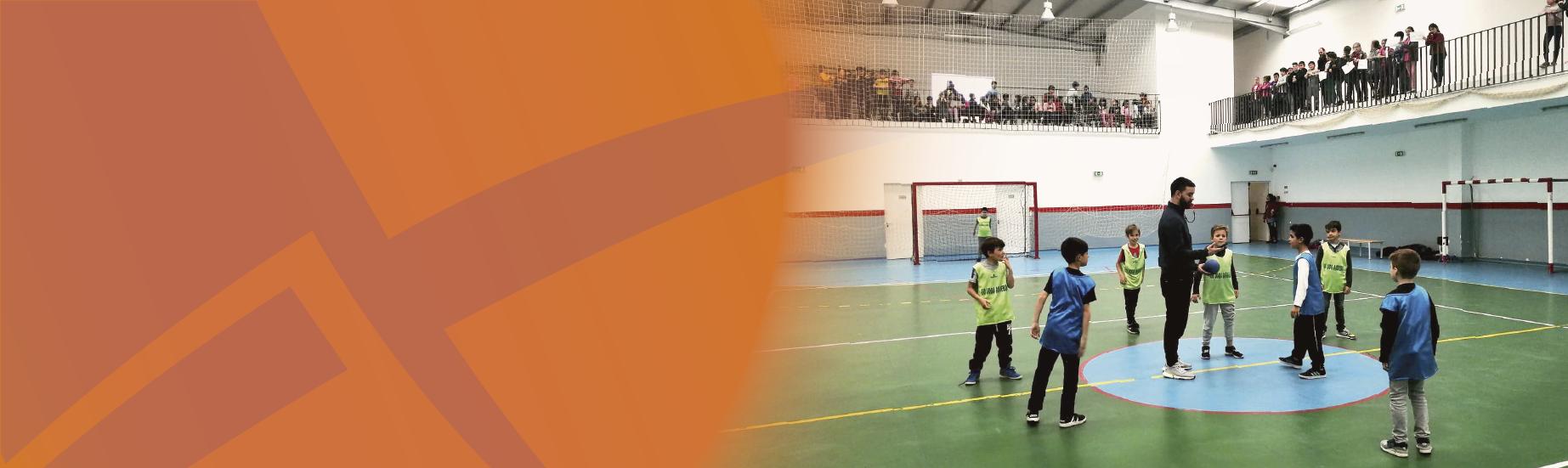 Andebol 4 Kids – Festand em Tarouca