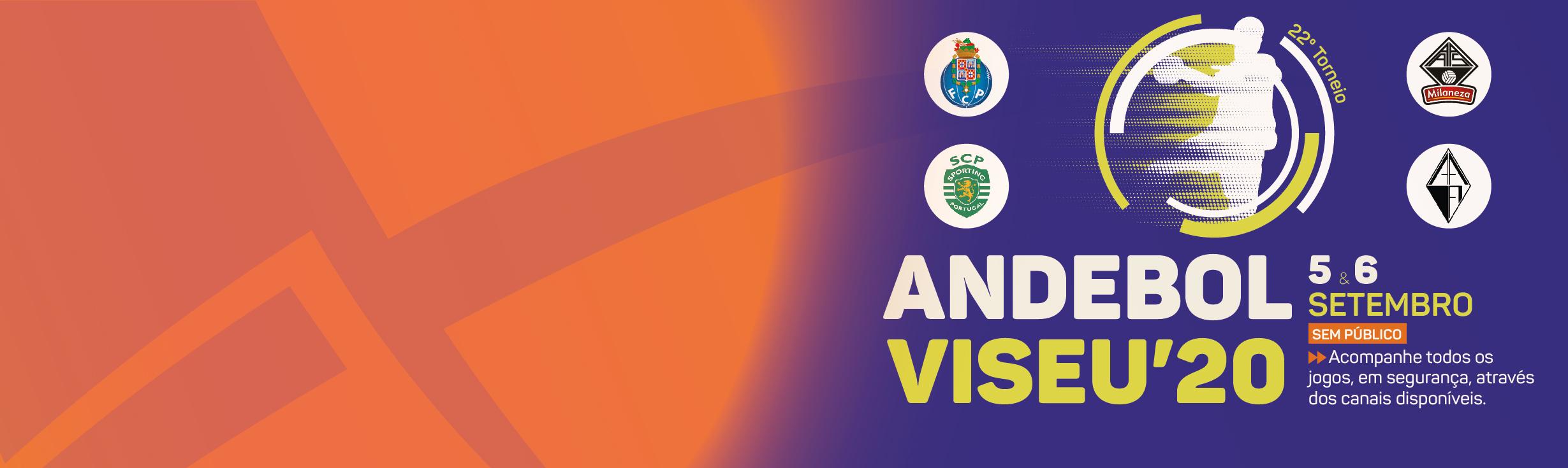 22º Torneio Andebol Viseu 2020