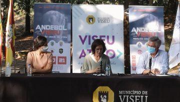 Apresentação 23º Torneio Internacional de Andebol de Viseu – 2021