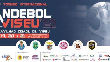 23º Torneio Internacional de Andebol de Viseu – 2021